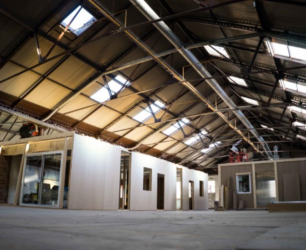 Cité Créative de Montpellier - La métamorphose de la Halle Tropisme
