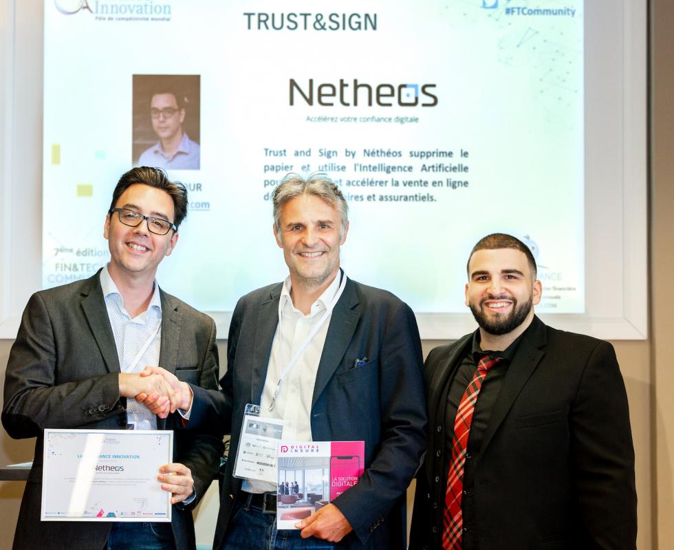 Netheos obtient le label