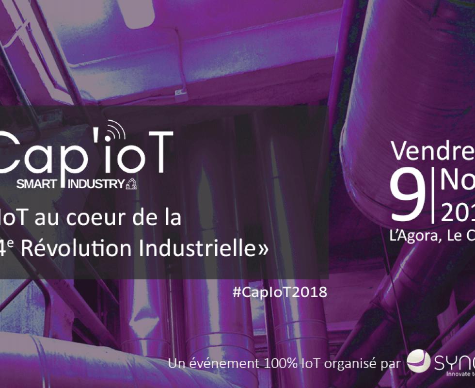 Cap'IoT Smart Industry