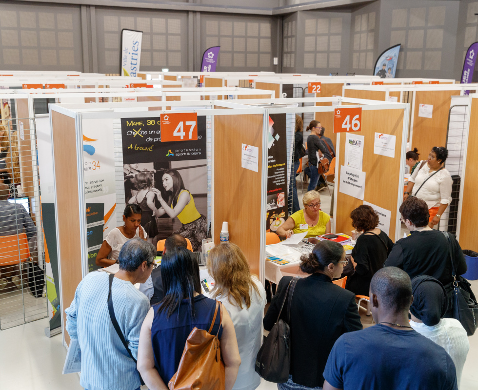 Find your next employees at the Montpellier Job Fair