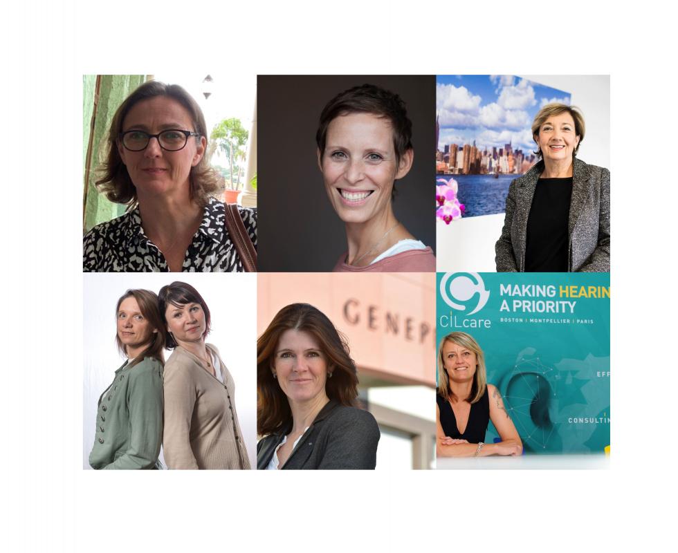 Santé : quand l'innovation se conjugue au féminin