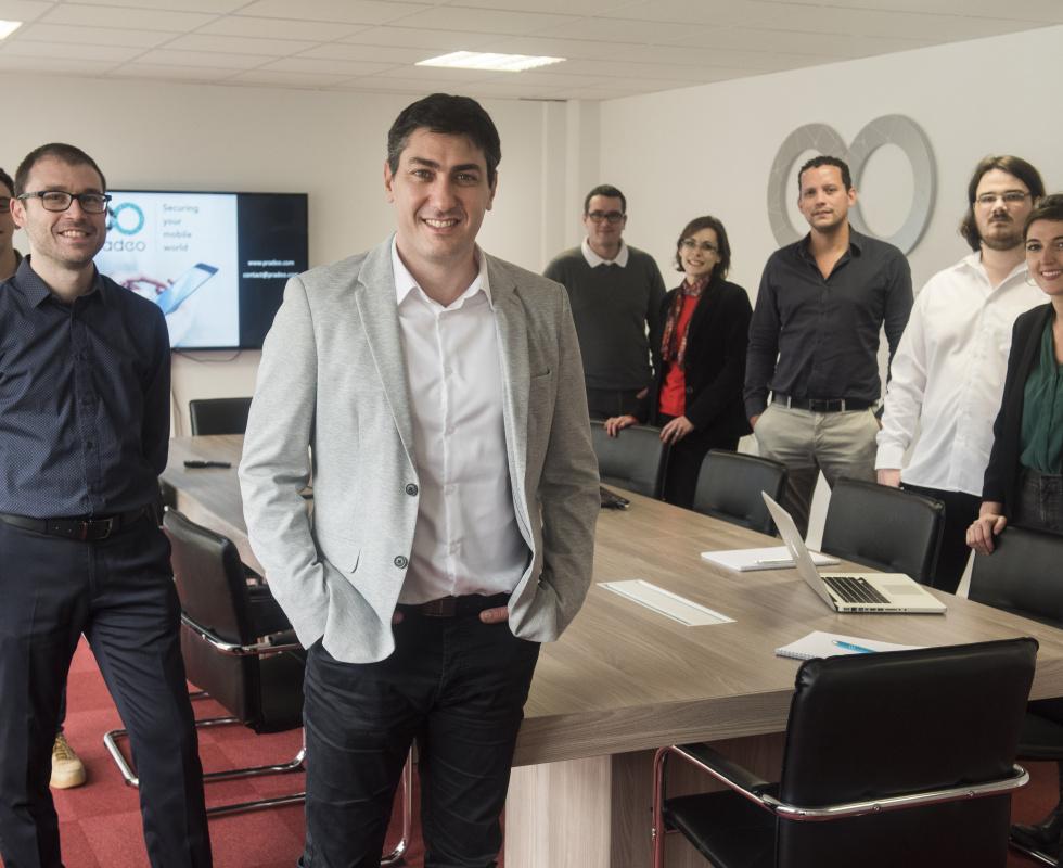 A la rencontre de nos success stories / Clément Saad, président et CEO de Pradeo