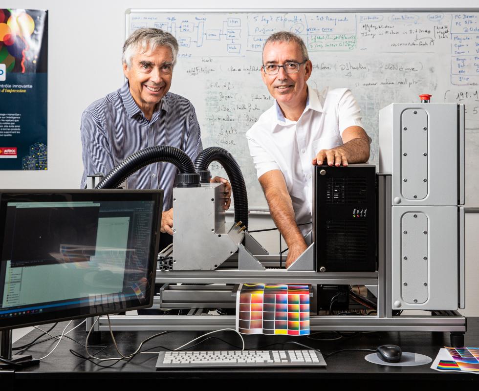 Odesyo revolutionizes digital printing control