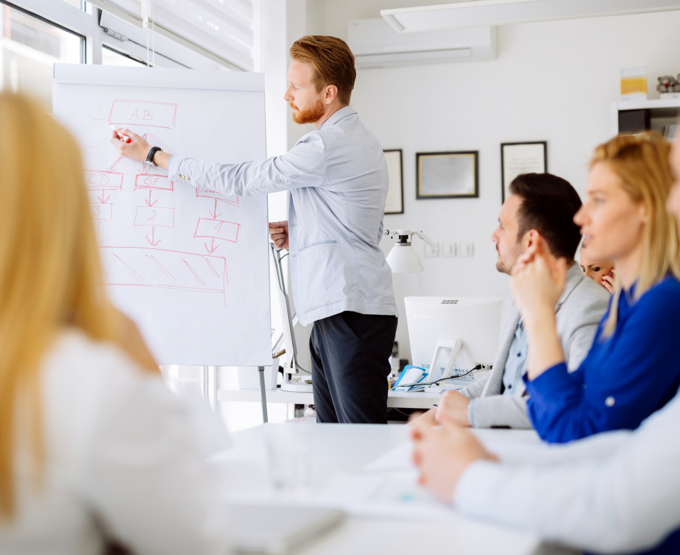 Personalized training for directors in growing SMEs