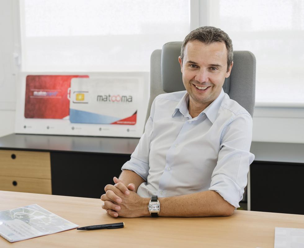 A la rencontre de nos success stories / interview de Frédéric Salles, cofondateur et président de Matooma