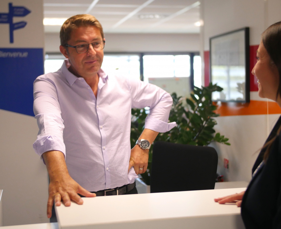Meeting our success stories / Interview with Lionel Vargel, CEO and co-founder of Compufirst