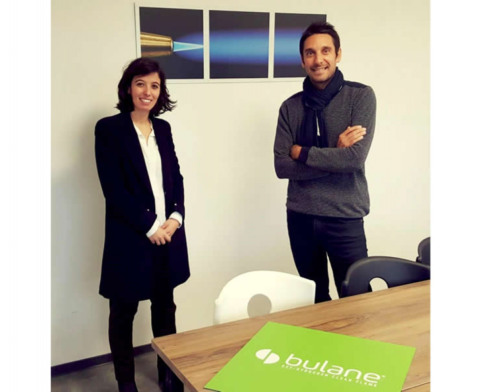 A la rencontre de nos success stories / interview de Nicolas Jerez, président de Bulane