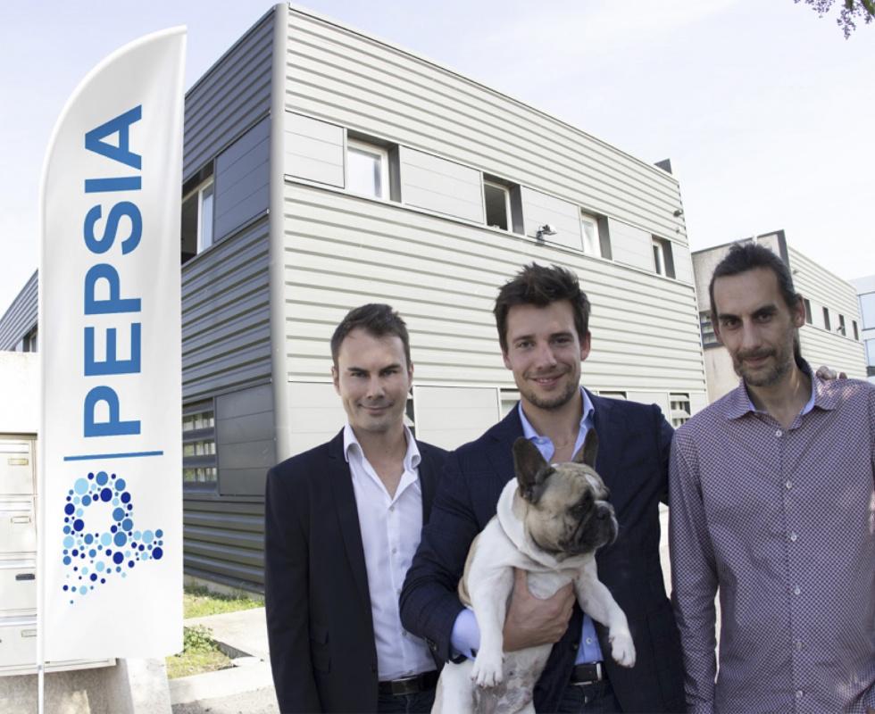 Grâce à sa première levée de fonds, Pepsia s'attaque au marché européen