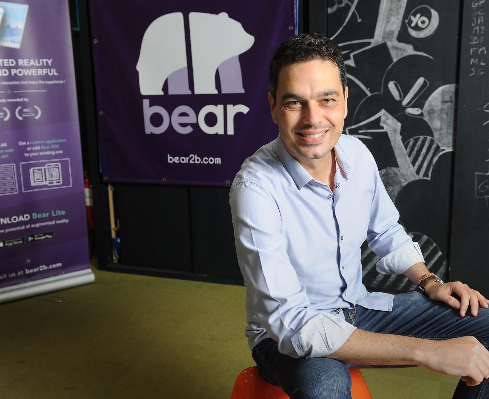 Avec Bear, la réalité augmentée redonne du peps au papier