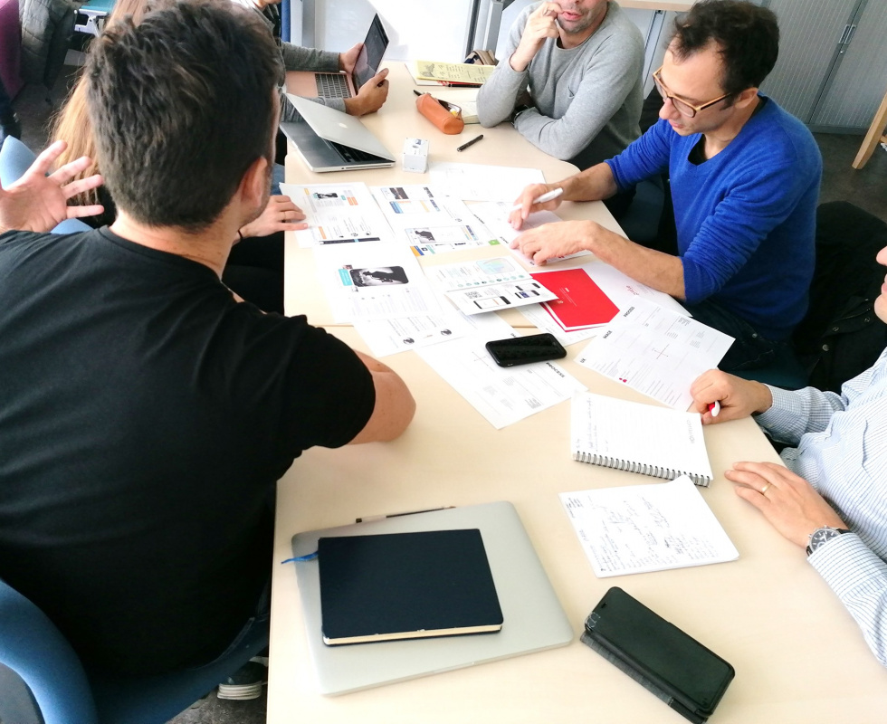 TRIO Design workshops to help you ask yourself the right questions