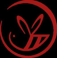 Logo de l'entreprise Fraichy représentant une abeille et un panier dans un cercle