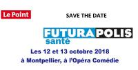 Futurapolis santé les 12 et 13 octobre 2018 à Montpellier
