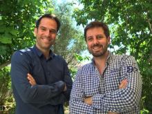 Romain Peroux et Antoine Breger, cofondateurs d'INZPOK @Inzpok