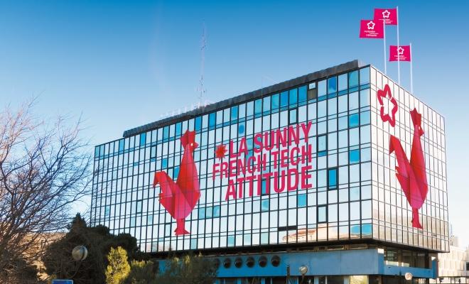 L'Hôtel French Tech à Montpellier