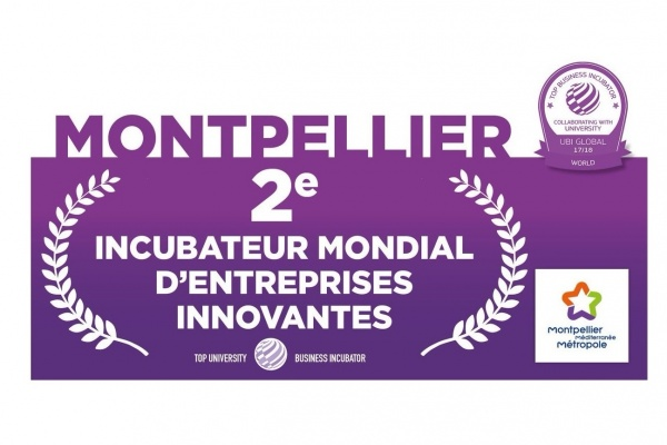 Le BIC de Montpellier, classé 2e incubateur mondial d'entreprises innovantes