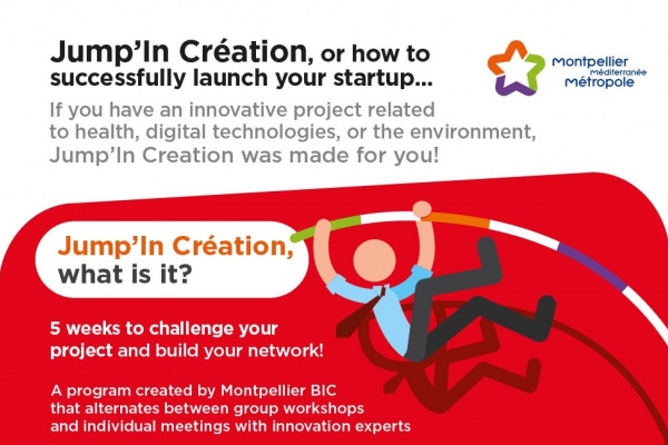 Challenge your project with Jump'In Creation