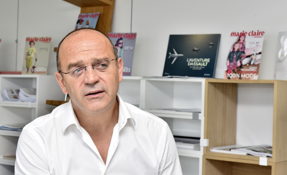 Pierre Mestre, PDG d'Orchestra