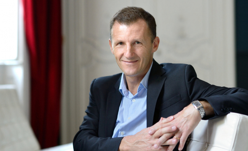 Grégory Lamotte, PDG de Comwatt