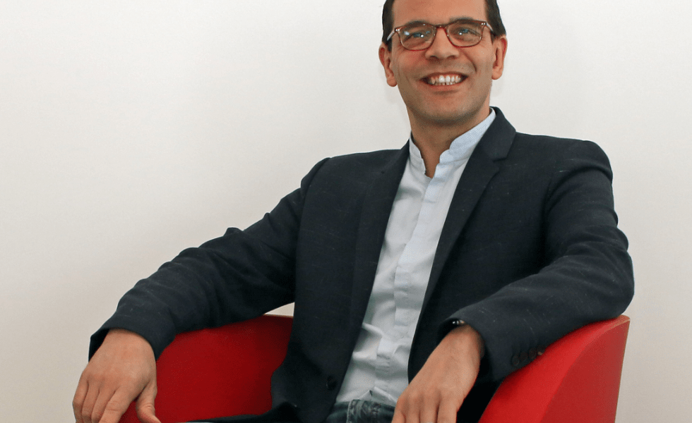 Xavier Facélina, président de Seclab.