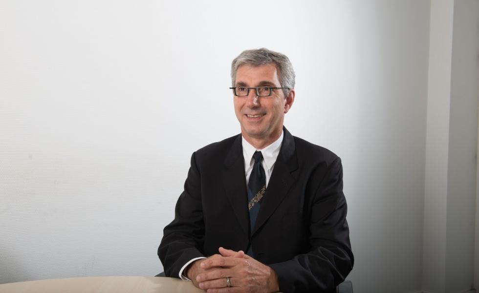 Richard Mousties, président de l'entreprise Qualtera