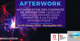 Afterwork Aerospace Valley