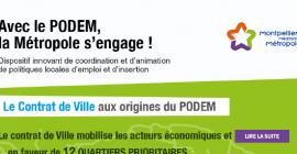 Bandeau Podem Infographie