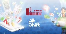 Partouche Casino Games, by Alt Shift