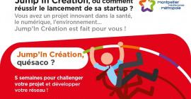 Jump'In Création ou comment réussir le lancement de sa startup