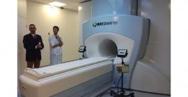 Le 14 juin, l'Institut du cancer de Montpellier (ICM) inaugurait l'un des premiers équipements de radiothérapie par IRM en France. Radiothérapie par IRM©ICM
