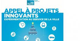 Appel à projets innovants et expérimentation au service de la ville