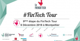 Affiche Fin Tech Tour Montpellier