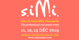 Montpellier Méditerranée Métropole présente au salon de l'immobilier d'entreprise