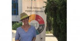 Michèle Tisseyre, présidente de FACE Hérault@DR