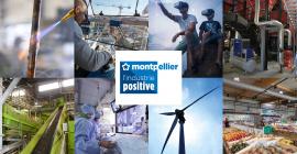 Montpellier Méditerranée Métropole marque sa volonté d'attirer et d'accompagner l'ensemble des acteurs économiques dans une économie positive.