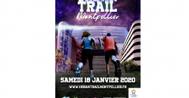 Urban Trail Nocturne à Montpellier