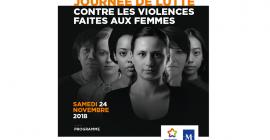 Visuel Violences faites aux femmes